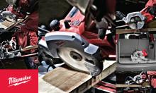 Milwaukee® Introduserer den nye MS216 SB kompakte kapp/gjærsag –  Kompakt kraft og ytelse hvor som helst!