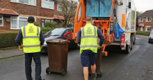 Recycle right this Christmas – every item counts