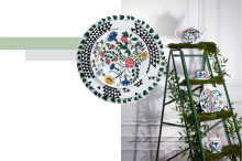 Stylish metamorphosis: Rosenthal Magic Garden