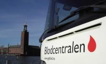 Stockholm växer men antalet blodgivare minskar