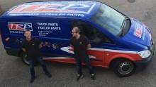 Nordic Truckcenter lanserar TRP – Truck & trailer parts i Sverige