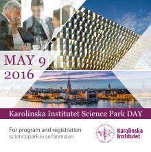 KI Science Park DAY 2016