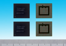 Toshiba Launches Application Processors Supporting Wireless Communication of High Quality Video