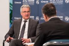 Audis topchef taler om kunstig intelligens på FN-konference