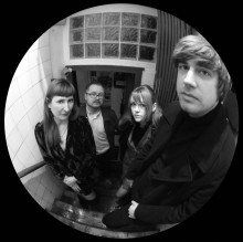 "THE JACK CADES: UK 'Freakbeat Fraternity'  Release Debut Album ""Music For Children"" 