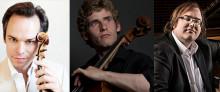 Schubertiad med mästartrion Schmid-Brantelid-Ihle Hadland