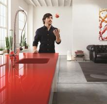 Fargesett ditt kjøkken med fremtidens materiale