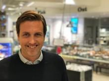 Carl Stenbeck ny chef för strategi och affärsutveckling på Axfood