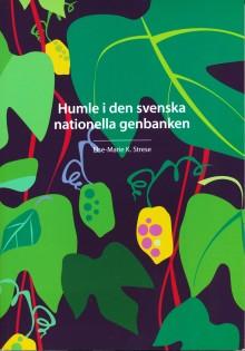 Ny bok om humle från SLU
