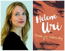 Helene Uri skriver om manipulasjon og vold i ungt forhold
