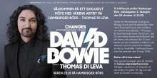 Inbjudan - Välkommen på ett exklusivt möte med vårens artist på Hamburger Börs - Thomas Di Leva