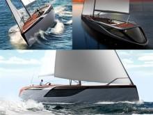 Designstudent prisad för framtidens segelbåt