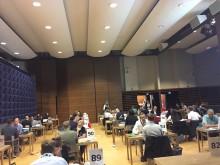 2000 möten för att sälja den arktiska hösten
