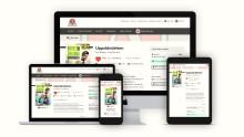 Akademibokhandelns webbplats nominerad till Svenska Designpriset