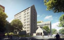 Akademiska Hus mångmiljoninvesterar i studentbostäder på KTH Campus