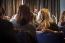 Stort intresse för konferens om barnfattigdom