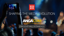 Red Bee Media Joins ANGA COM 2019 - Showcasing Low Latency Live OTT, Content Discovery with Global Coverage and Unrivaled Autoatic Captioning