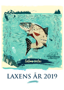 Välkommen till invigning av Laxens år 2019