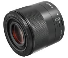 Canon setter nye standarder innen objektivdesign med verdens letteste 400mm f/2.8 og 600mm f/4 objektiver og et nyskapende 32mm objektiv for EOS-M serien
