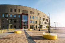 Hyllievångsskolan vinner Malmö Stadsbyggnadspris