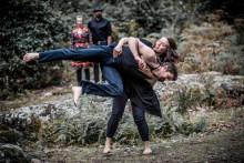 Danspremiär inleder Samiska Veckan