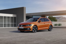 Världspremiär för nya Volkswagen Polo