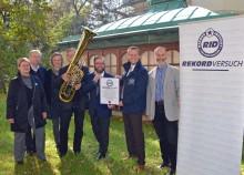 Weltrekordversuch – Notenspur-Nacht der Hausmusik lässt Leipzig erklingen