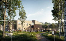 Lokalförvaltningen lanserar Hoppet – Sveriges första fossilfria byggprojekt