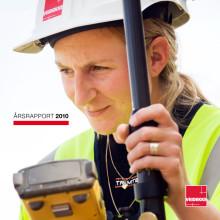 Årsrapport 2010 - Veidekkes verksamhet i Sverige