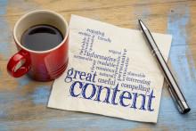 High Five: 5 Dinge, die Sie beachten müssen, wenn Sie guten Content erstellen möchten
