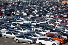 Julstressade bilägare tror att bilen blivit stulen