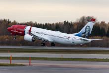 Norwegian lanserar ny linje mellan Stockholm och Östersund