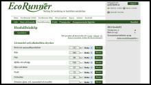 Ny webbsajt hjälper dig bli miljövän