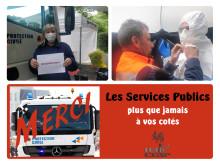 Témoignage : Joëlle, Protection Civile - Crisnée