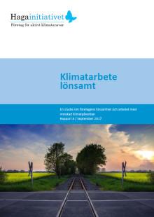 Svenska företag tvivlar inte längre - klimatarbete är lönsamt