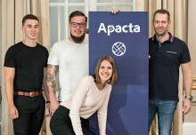 """Apacta med i det landsdækkende tv-program """"Vejen til Seier"""""""