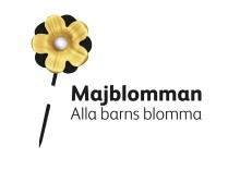 Glenn Hysén köper årets första gyllene Majblomma på Nordstan