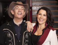 Hat-trick för Jill Johnson och Doug Seegers!