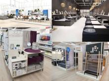 JYSK testar ny butiksdesign
