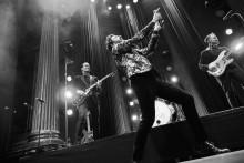 Energi och fullt ös när Isaac & The Soul Company gästar Vara Konserthus