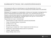 Områdesvärdering Ystad 2018 - sammanfattning