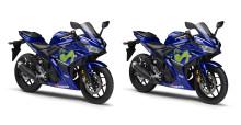 「YZF-R3/R25」Movistar Yamaha MotoGP Editionを発売  二輪最高峰レースMotoGPマシンのイメージを再現した台数限定のロードスポーツモデル