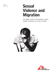 Rapport: Läkare Utan Gränser fördömer sexuellt våld mot migranter