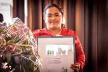   Människorättskämpe får IM-priset 2018