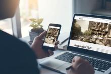 Nya webbplatser för Hagastaden, Graninge och SSFC