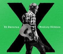 """ED SHEERAN UDSENDER NYT MATERIALE - """"X WEMBLEY EDITION"""" UDKOMMER I DAG."""
