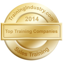 Mercuri International awarded Top 20 Sales Training Company globally 2014