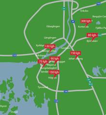 Plats för fler än 1000 nya hyresrätter i Göteborg