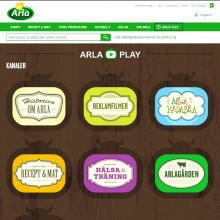 Arla Play - Arlas filmskatt på ett ställe
