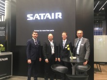 BUCHER GROUP SIGNS A CONTRACT WITH SATAIR FOR GALLEY SPARE PARTS
